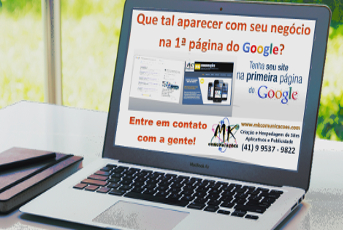1ª Página do Google